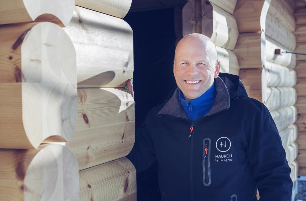 Daglig leder Knut Tore Apeland
